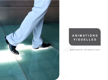 Animations visuelles